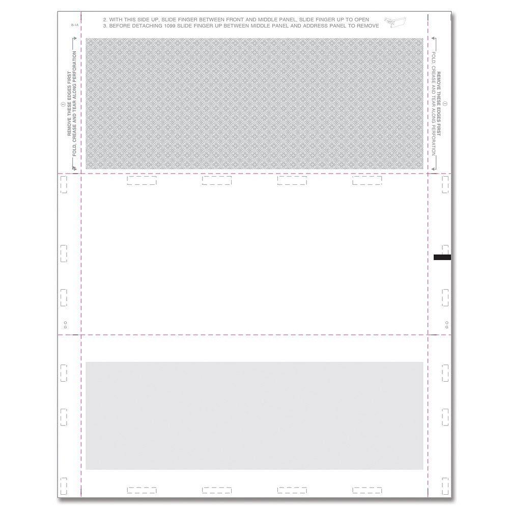 1098 Mortgage Interest Copy B 11 Quot Z Fold 500 Forms Ctn
