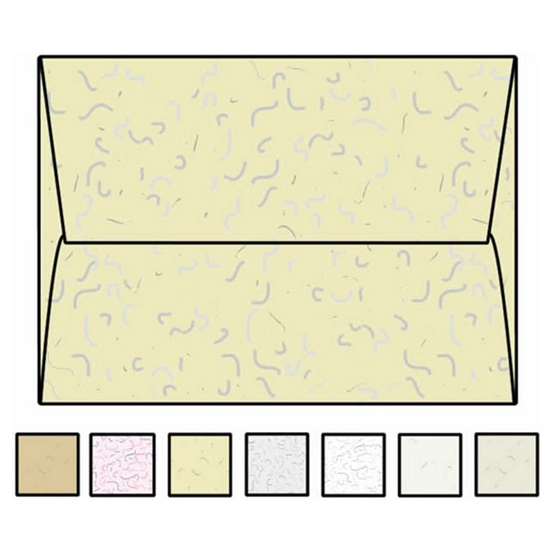 Square Flap FSC Certified A-6 Stone Color Announcement Envelopes Recycled 24 lb Side Seams Box of 500 Envelopes 4-3//4 x 6-1//2 Smooth Imaging Finish Fiber- Added Sulphite