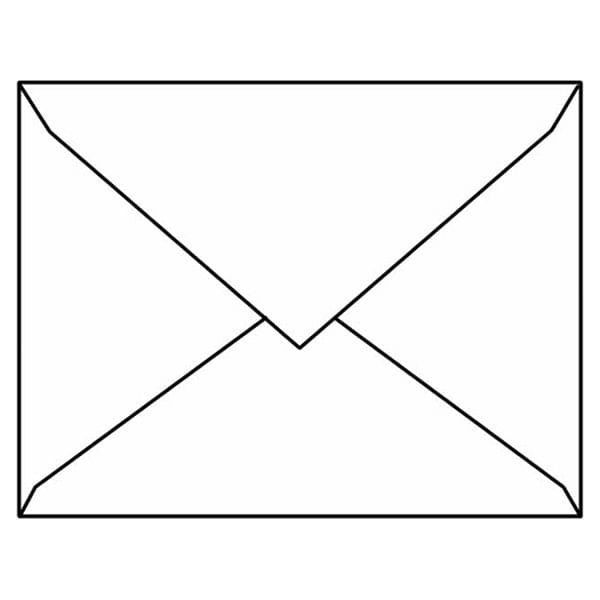 Invitation Supplies – Invitation Envelope Sizes